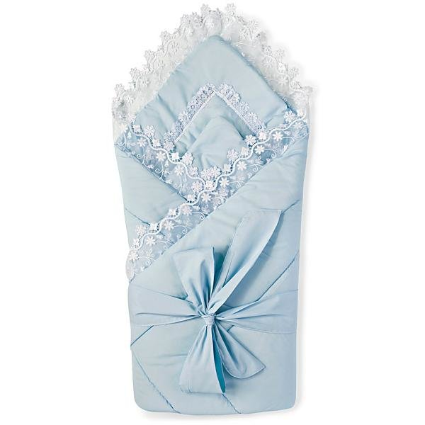 Одеяло летнее на выписку из роддома своими руками