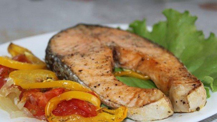 Рецепт красной рыбы с овощами в мультиварке рецепты