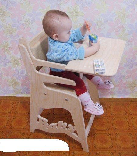 Столик для кормления ребёнка своими руками 49