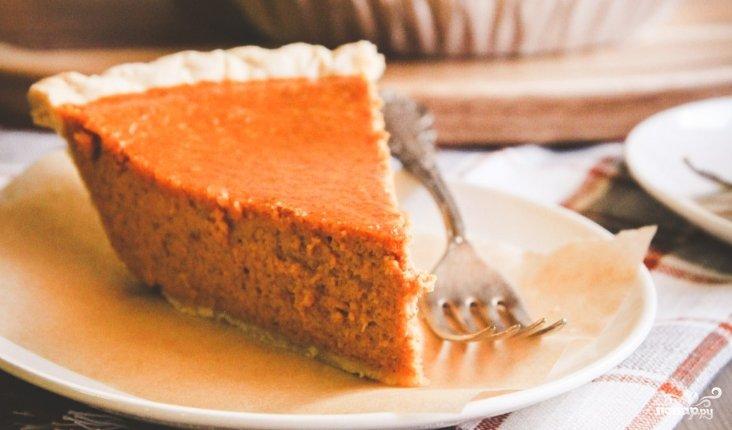 Рецепты пирога с тыквой пошагово с