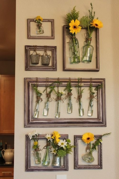 Картины для интерьера кухни своими руками фото