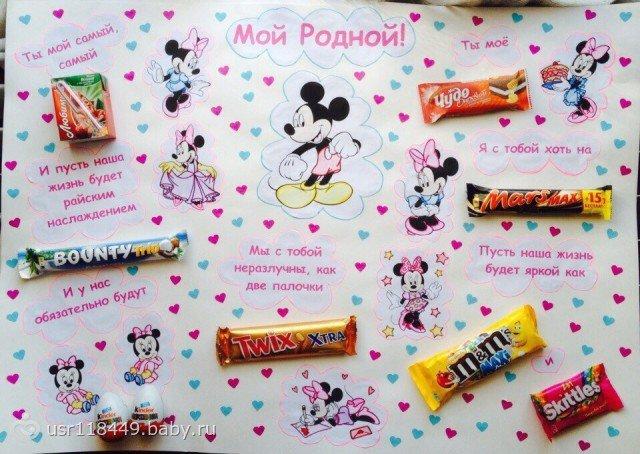 Интересный подарок любимому на день влюбленных - карточка от пользователя Maksyla1 в Яндекс.Коллекциях