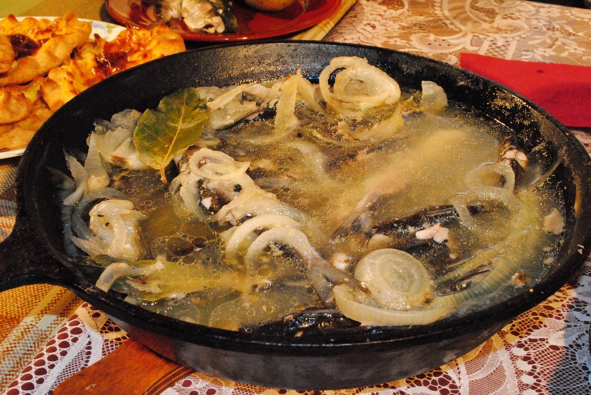 Финская кухня рыбные блюда рецепты