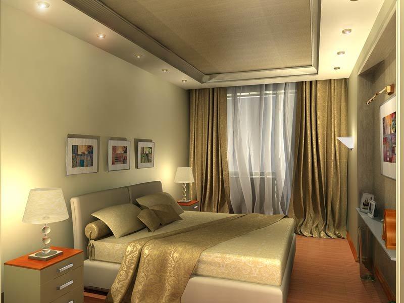 2 спальни дизайн фото