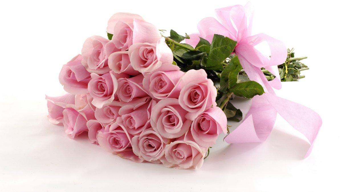 Открытка цветов с днем рождения