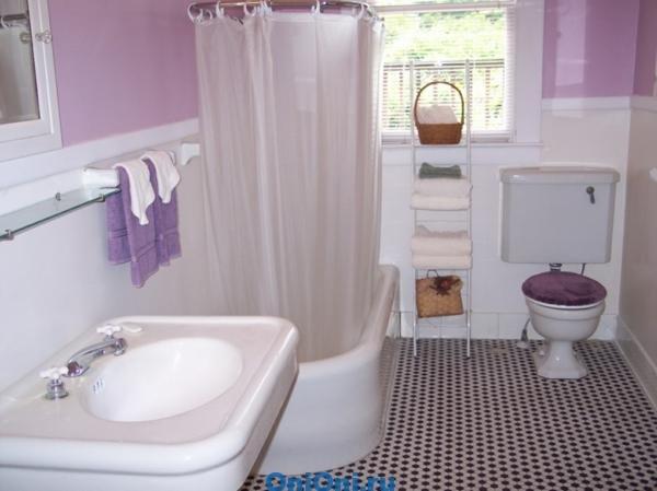 Как оборудовать маленькую ванную комнату