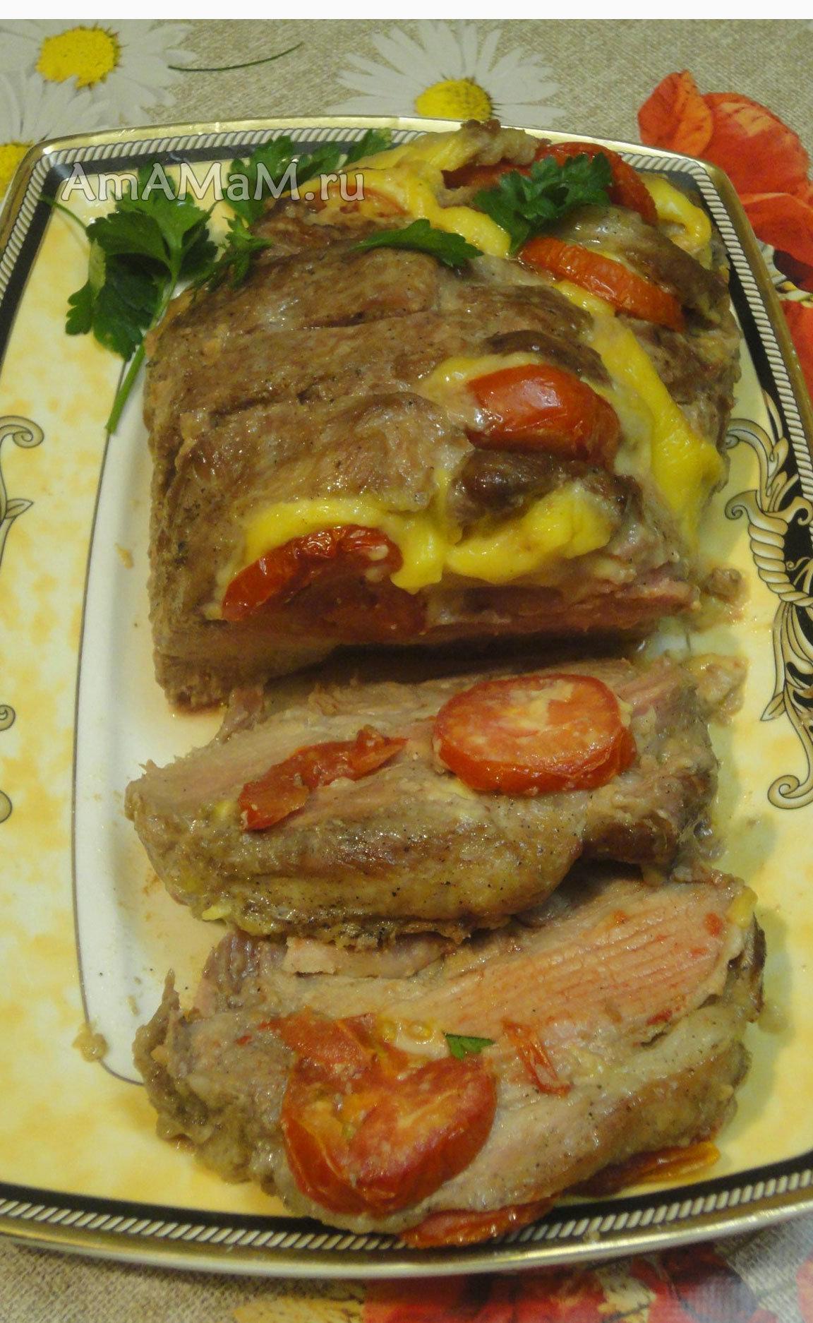Кулинарные рецепты с фотографиями Мясо