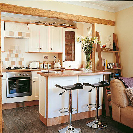 Интерьер гостиной, совмещенной с кухней, позволяет решить множество задач и применить интересные дизайнерские задумки. Дизайн, с