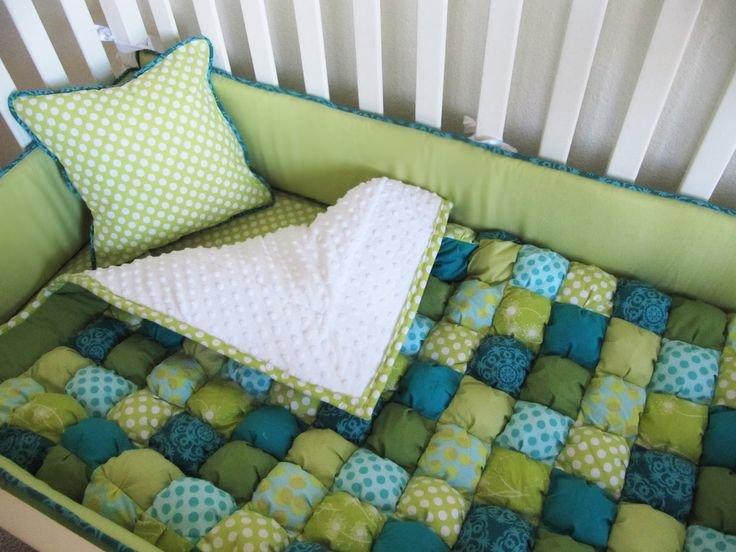 Как сшить одеяло из квадратиков своими руками 5