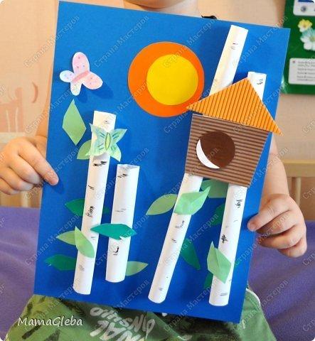 Весенние поделки для детей 4 класс 4