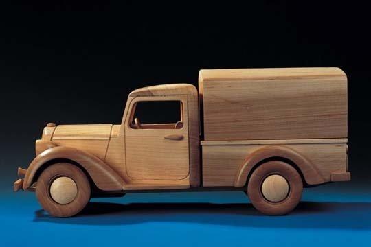 Модели деревянных автомобилей своими руками 7