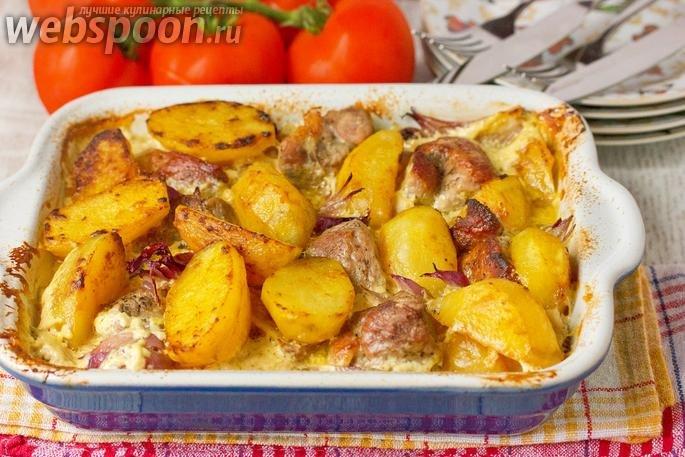 Свинина с картошкой рецепты