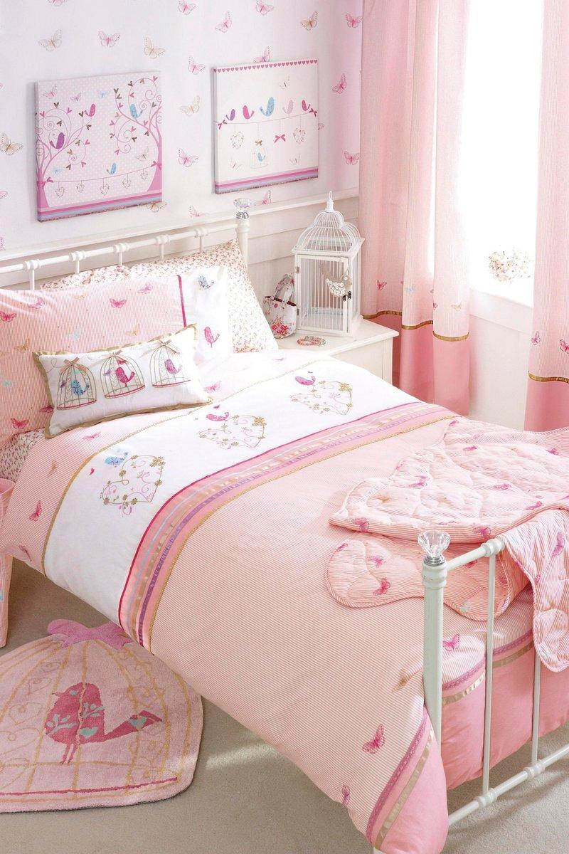 красивое постельное детское белье фото