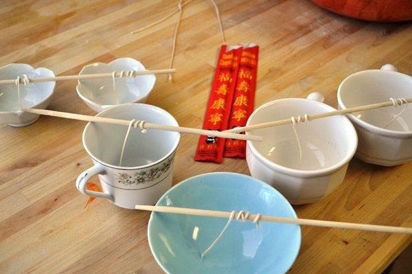 Как сделать свечки в домашних условиях своими руками 369