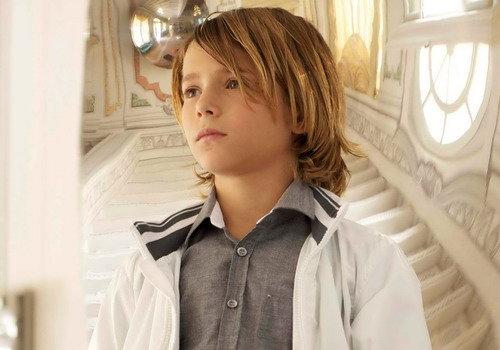 Стрижка мальчиков длинные волосы