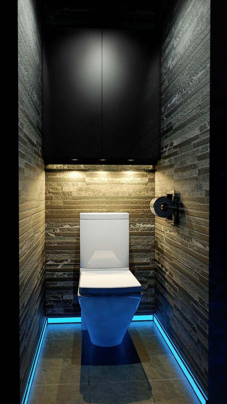 Ремонт туалета интерьеров