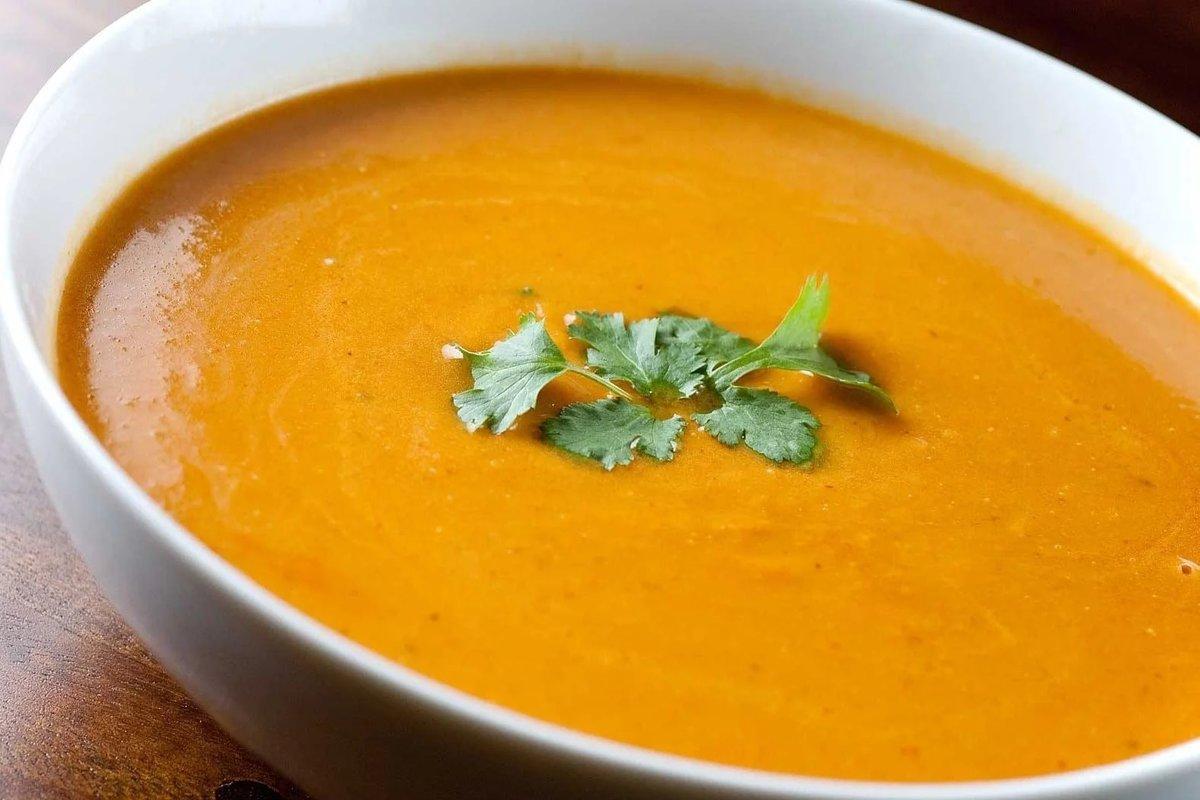 Суп пюре из чечевицы красной рецепт пошагово в