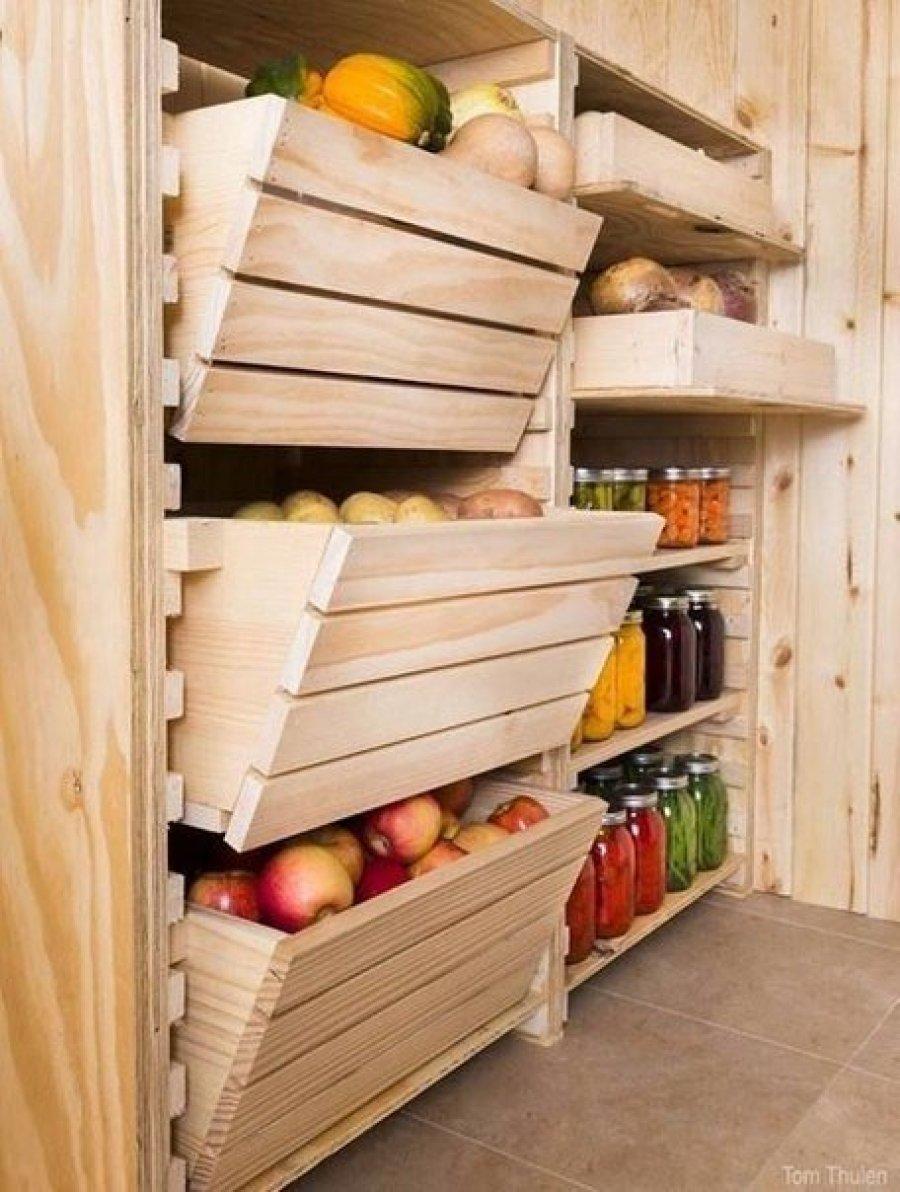 Погреб для хранения овощей: как построить и обустроить 84