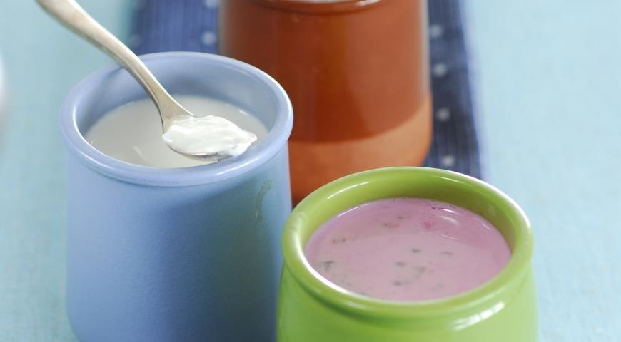 Фото йогурта в домашних условиях