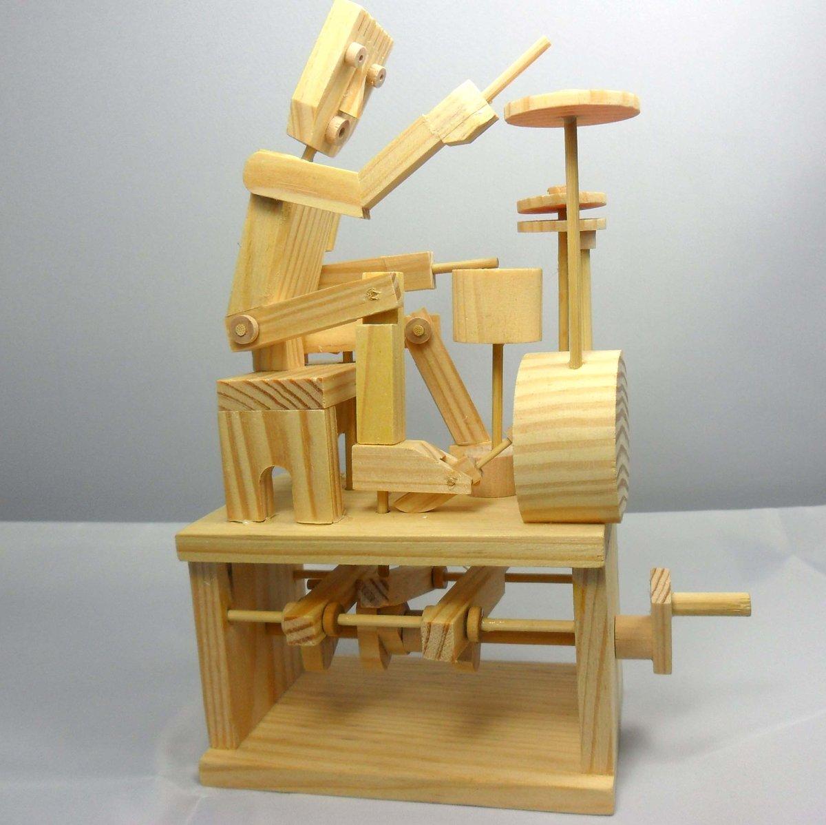 Деревянные игрушки детям своими руками