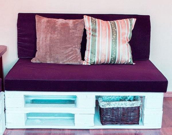 Угловой диван из паллетов своими руками инструкция