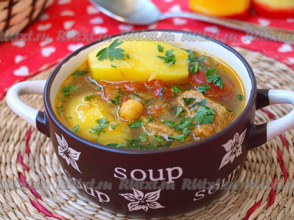 Супы рецепты с фото быстро