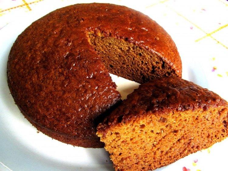 Пирог с вареньем рецепт без кефира