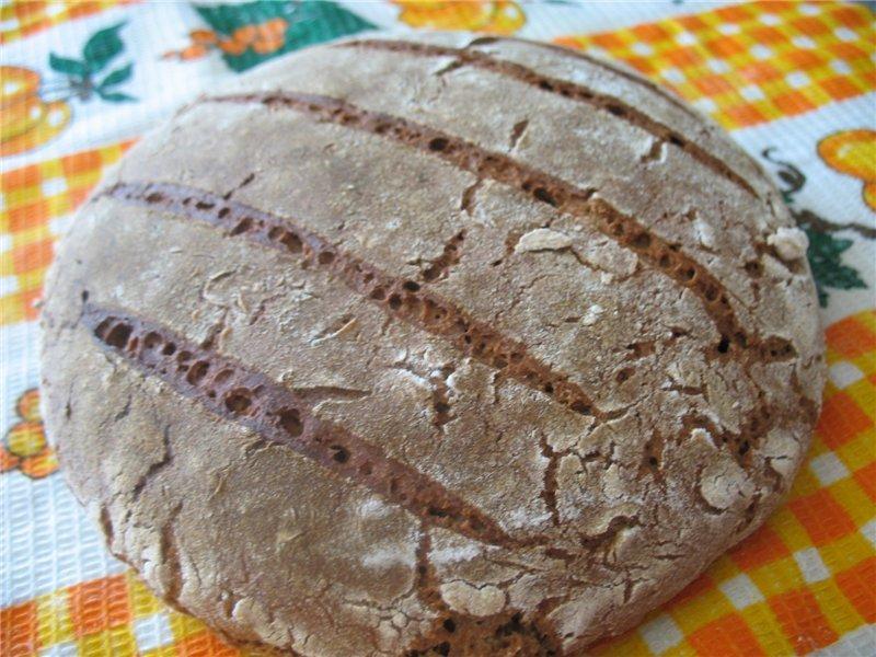 Рецепт хлеба в мультиварке с сухими дрожжами быстро