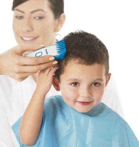 Выбрать машинку для домашней стрижки волос