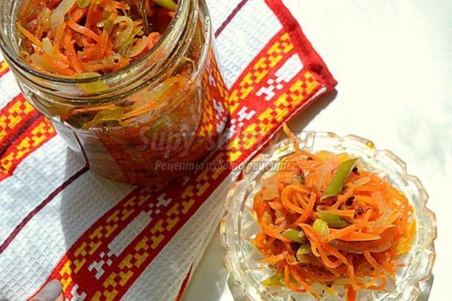 Рецепты из моркови с пошагово
