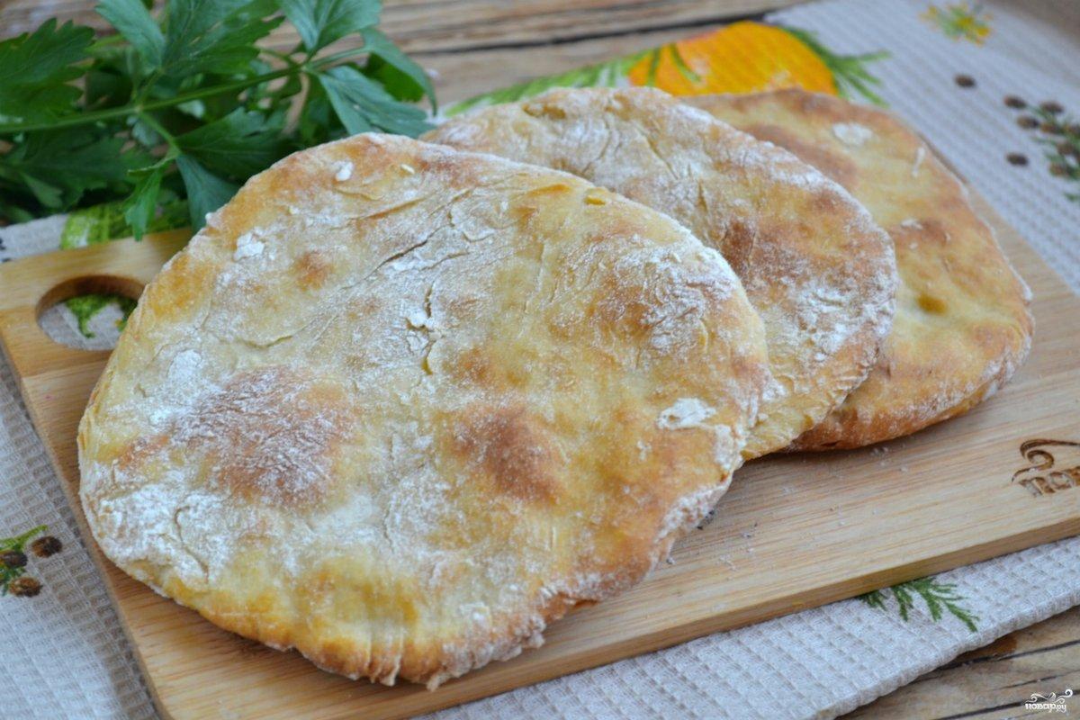 Узбекские лепешки в домашних условиях: рецепты приготовления 12