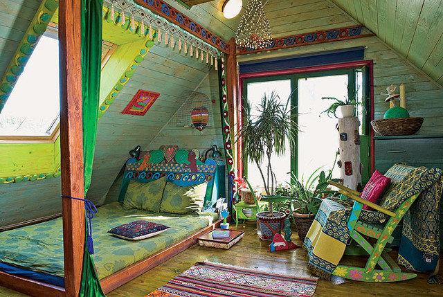 Маленькие дачные домики дизайн внутри - Детская 12 кв. м: 4 фото-тура по реальным комнатам мальчиков