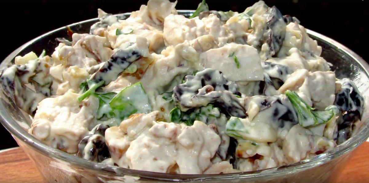 Самые вкусные салаты с черносливом рецепты