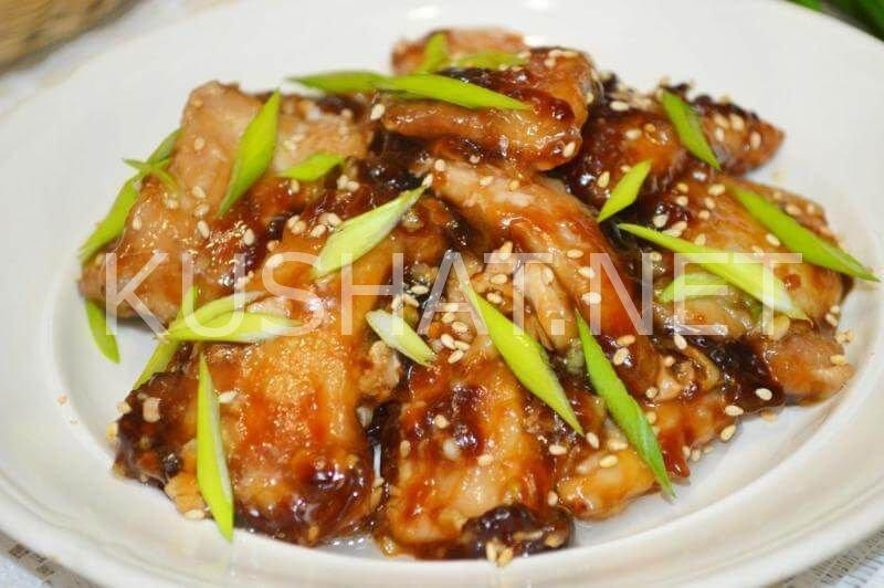 Свинина в соевом соусе по-китайски рецепт