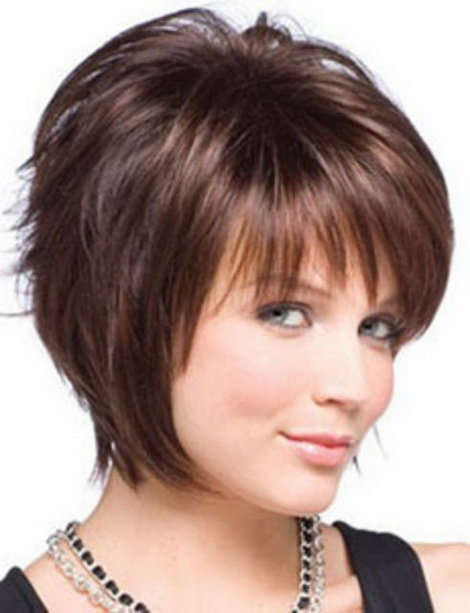 Фото стрижки каскад короткие волосы
