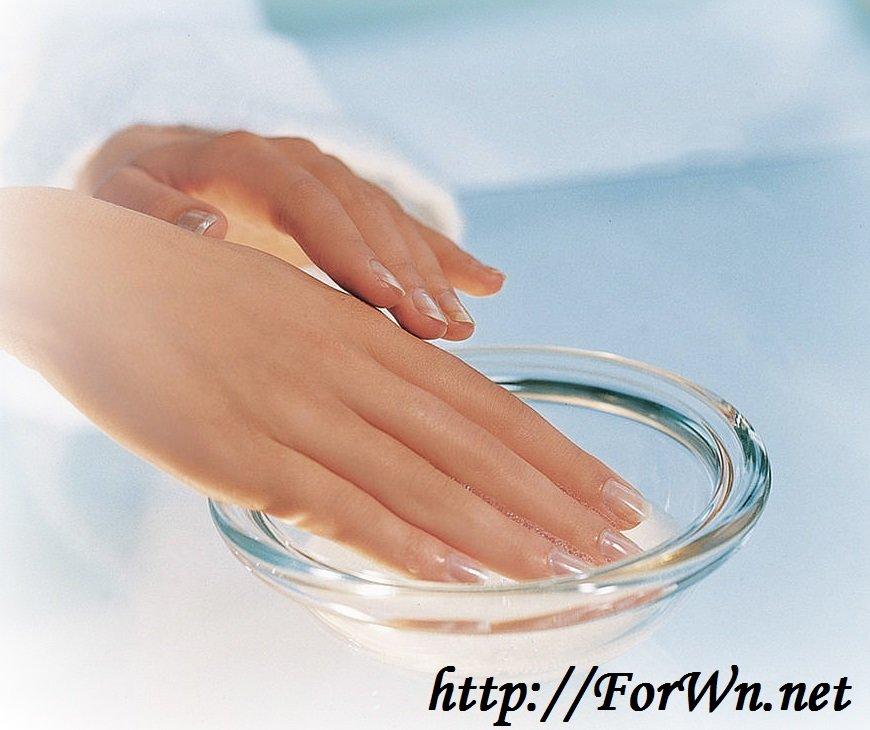 Маски для ногтей от всего в домашних условиях 378