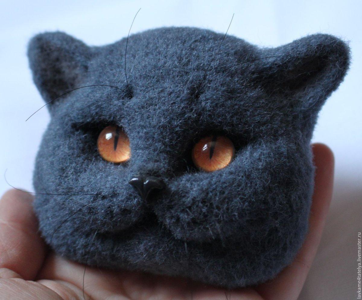 Британские котята игрушки своими руками 9