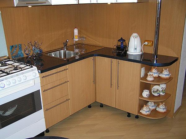 Фото кухонной мебели своими руками