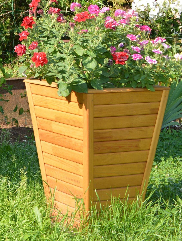 Как сделать кашпо для сада своими руками 56