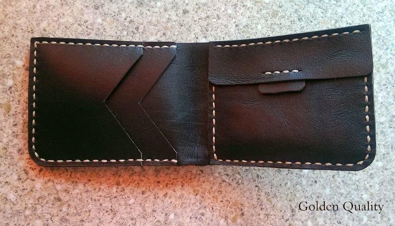 Кожаные портмоне своими руками фото 52