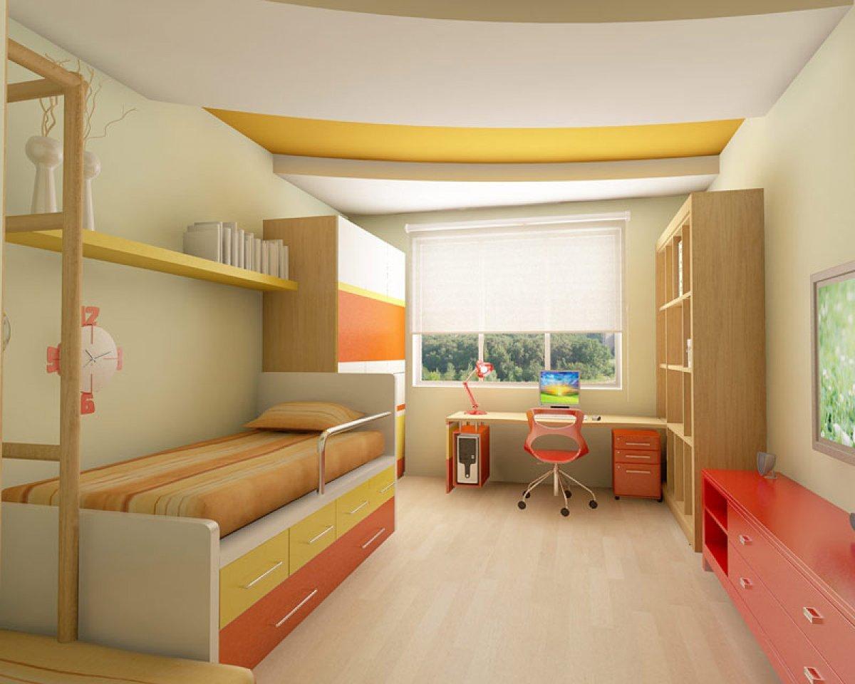 Дизайн детской комнаты 10кв м