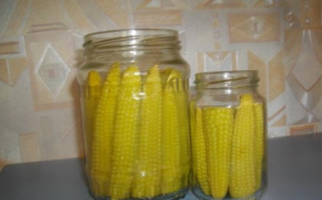 Кукуруза в банках на зиму рецепт без уксуса