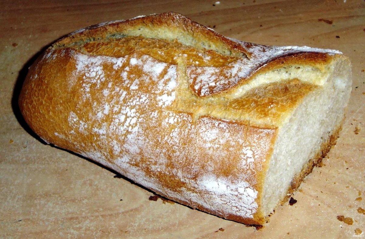 Французский хлеб рецепты