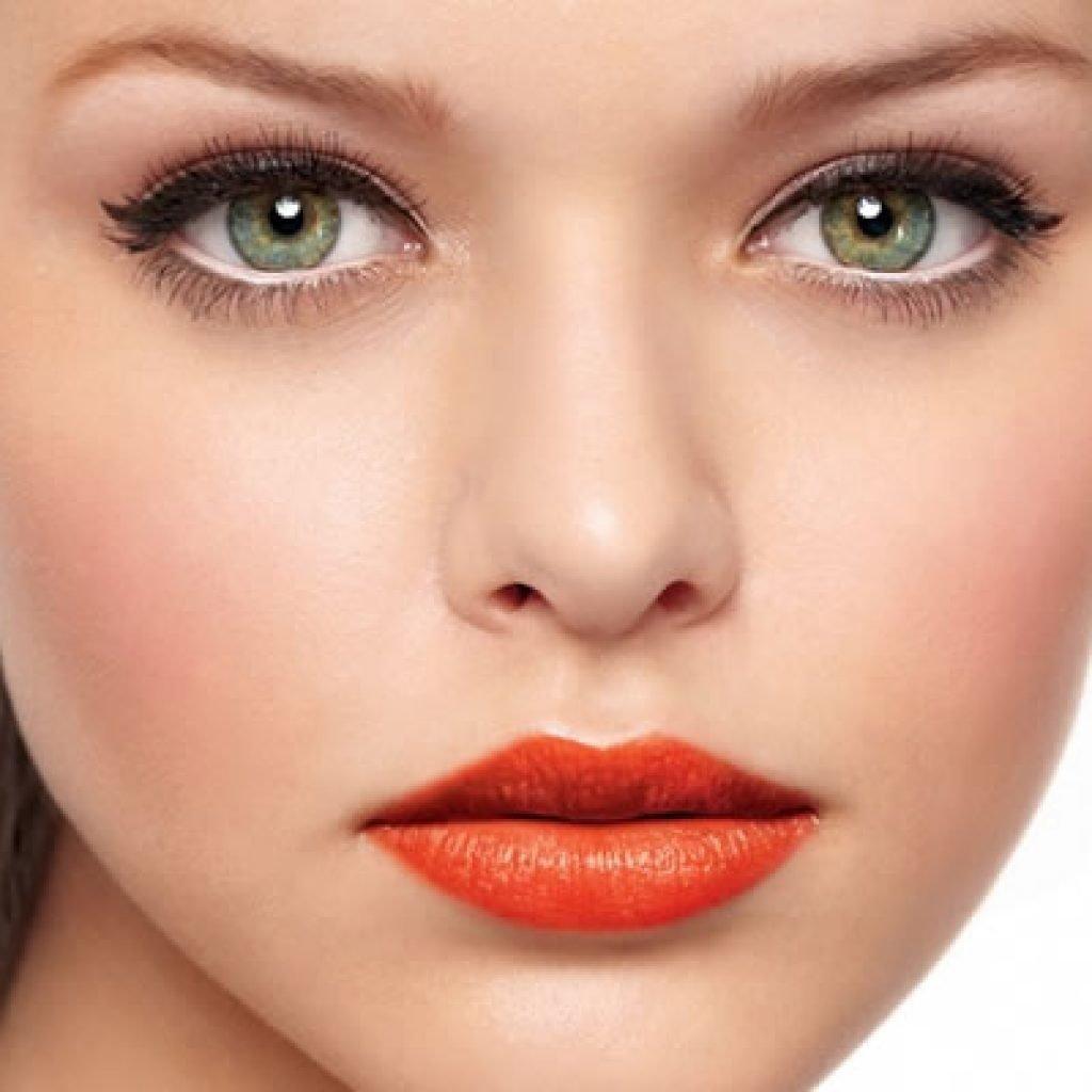 Макияж глаз как увеличить маленькие глаза с помощью макияжа