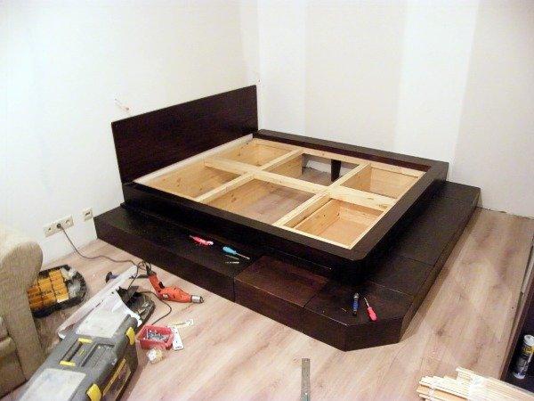 Мебель своими руками пол 24