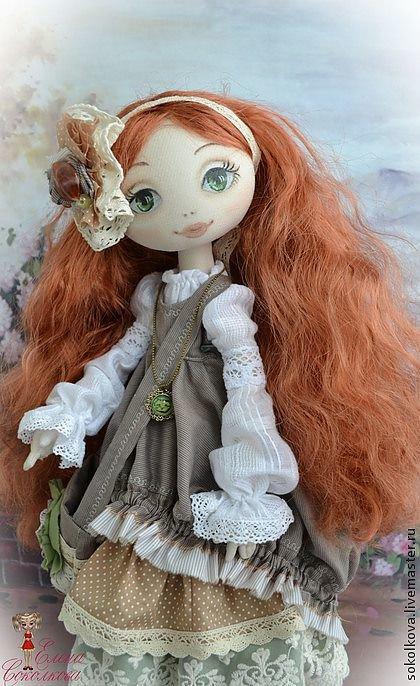 Одежда в стиле бохо для куклы мастер класс