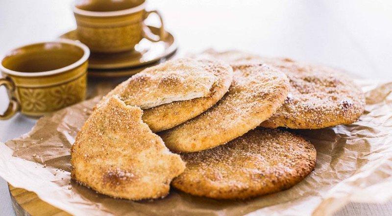 Сладкие яблочные пирогиы