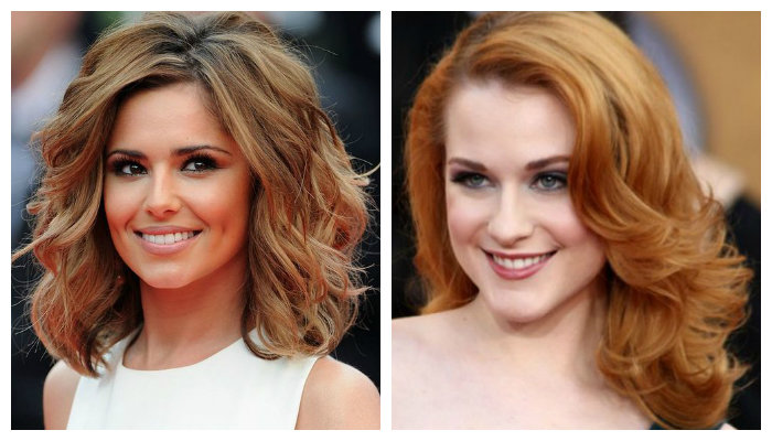 Вечерние прически на средние волосы не распущенные волосы