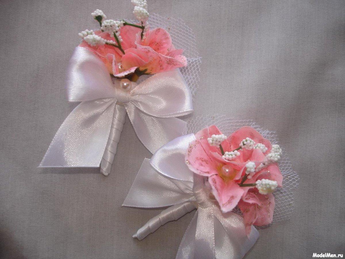 Цветы гостей свадьбе своими руками