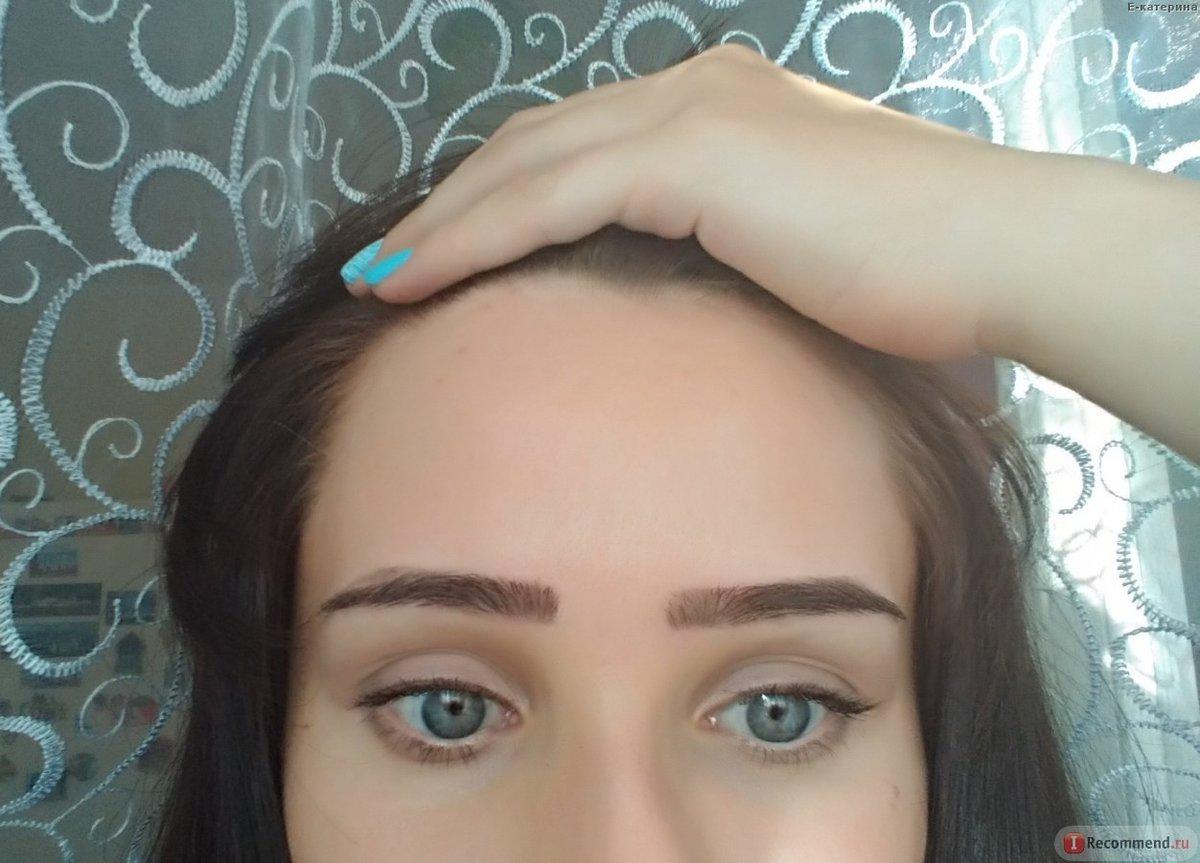 Как на фото сделать идеальные брови